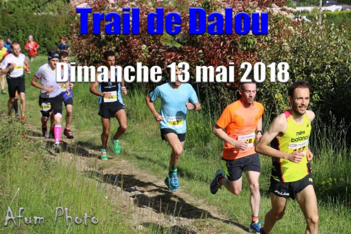 Trail de Dalou(vtt, marche et trail)