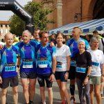 Les coureurs de l'AC Pamiers à Mazères