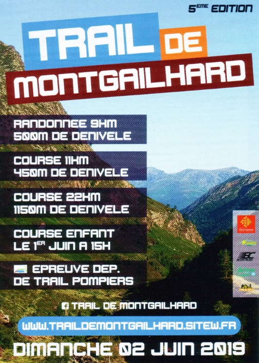 Trail de Montgaillard