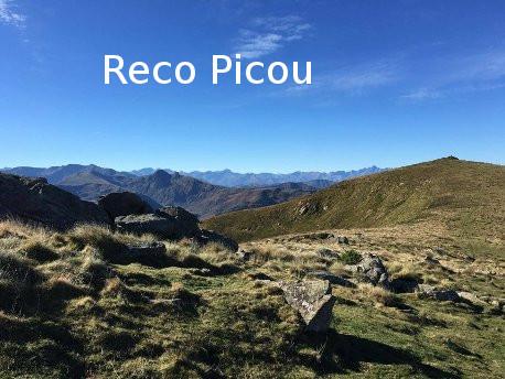 Reco trail du Picou