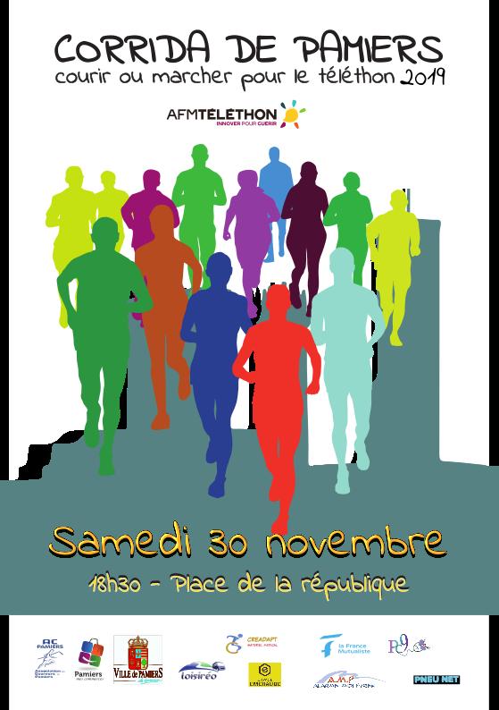 Corrida de Pamiers, 30 novembre 2019