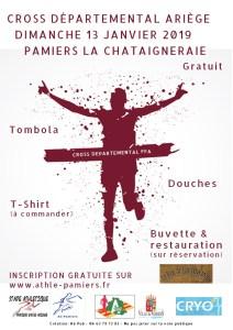 Cross départemental de l'Ariège