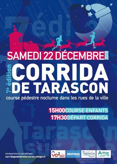 Corrida de Noël de Tarascon