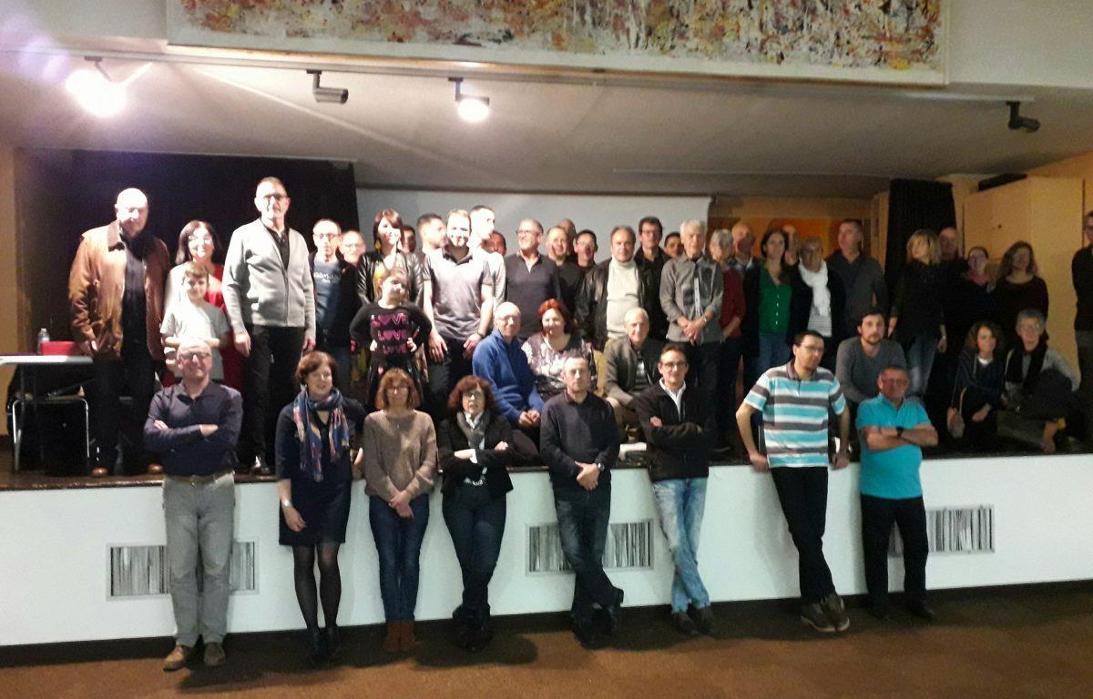 Retour sur l'assemblée générale de l'AC Pamiers