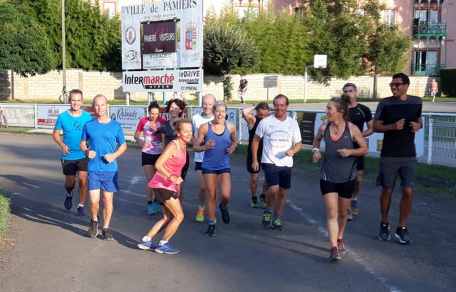 Le retour de la course à pied